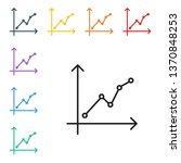 line illustration of eight... | Shutterstock .eps vector #1370848253