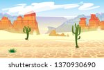 wild west seamless pattern with ...