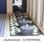 hammam turkish stone bathroom | Shutterstock . vector #1370959856