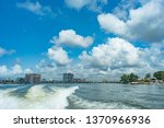a view of the lagos lagoon from ... | Shutterstock . vector #1370966936