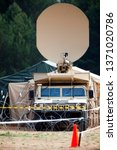 pabrade lithuania october 12 ...   Shutterstock . vector #1371020786