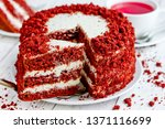 Red Velvet Cake  Classic Three...