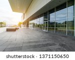 panoramic skyline and buildings ... | Shutterstock . vector #1371150650