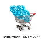 big data and cloud computing...   Shutterstock . vector #1371247970