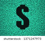 big data privacy and security...   Shutterstock . vector #1371247973