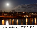 view of the city of koblenz ... | Shutterstock . vector #1371251450