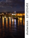 view of the city of koblenz ... | Shutterstock . vector #1371251453