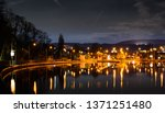 view of the city of koblenz ... | Shutterstock . vector #1371251480