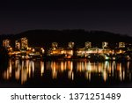view of the city of koblenz ... | Shutterstock . vector #1371251489