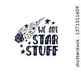 inspirational vector lettering... | Shutterstock .eps vector #1371311609