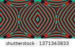 color seamless pattern with... | Shutterstock .eps vector #1371363833