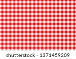 Red Gingham Seamless Pattern....