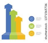 infographic design template... | Shutterstock .eps vector #1371565736