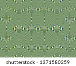 color seamless pattern with... | Shutterstock .eps vector #1371580259