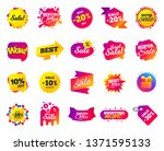 sale banner. special offer... | Shutterstock .eps vector #1371595133
