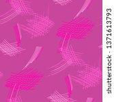 various pencil hatches.... | Shutterstock .eps vector #1371613793