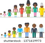 dynasty african american black... | Shutterstock .eps vector #1371619973