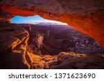 Mesa Arch In Canyonlands...