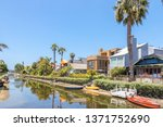 venice  united states   may 21  ... | Shutterstock . vector #1371752690