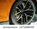 car mag wheel.magnesium alloy... | Shutterstock . vector #1371888440