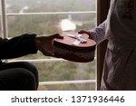 celebrate the victim feast of... | Shutterstock . vector #1371936446