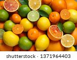 Many Different Citrus Fruits As ...