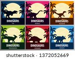 banners collection world of...   Shutterstock .eps vector #1372052669