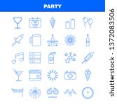 party line icon for web  print...