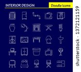 interior design  hand drawn...