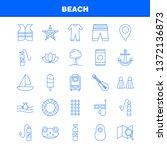 beach line icon for web  print...