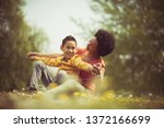 day you like this day  mother... | Shutterstock . vector #1372166699