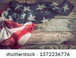 national patriotic symbols.... | Shutterstock . vector #1372236776