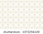 geometric deco  collection ... | Shutterstock .eps vector #1372256120