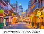 Bourbon St  New Orleans ...