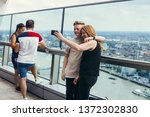 london   uk   july 24  2018 ...   Shutterstock . vector #1372302830