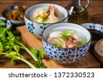 nutritious and delicious... | Shutterstock . vector #1372330523