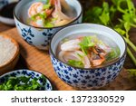 nutritious and delicious... | Shutterstock . vector #1372330529