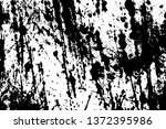 grunge texture of old dirty... | Shutterstock .eps vector #1372395986