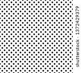 polka dots seamless pattern  ... | Shutterstock .eps vector #1372429379