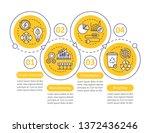 circular economy vector... | Shutterstock .eps vector #1372436246