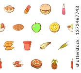 food images. background for... | Shutterstock .eps vector #1372467743