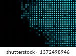 dark blue vector template with...   Shutterstock .eps vector #1372498946
