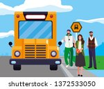 teachers classic and sports in... | Shutterstock .eps vector #1372533050