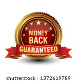 royal and majestic money back... | Shutterstock .eps vector #1372619789