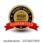 reliable 100  high quality... | Shutterstock .eps vector #1372627493