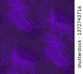 various hatches. seamless... | Shutterstock .eps vector #1372743716