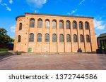 Basilica Of Constantine Or Aula ...