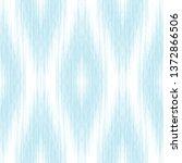 ikat seamless pattern in uzbek  ... | Shutterstock .eps vector #1372866506