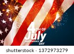 united states of america usa... | Shutterstock .eps vector #1372973279