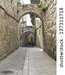 Jewish Quarter Streets On...